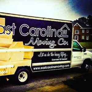 east carolina moving co